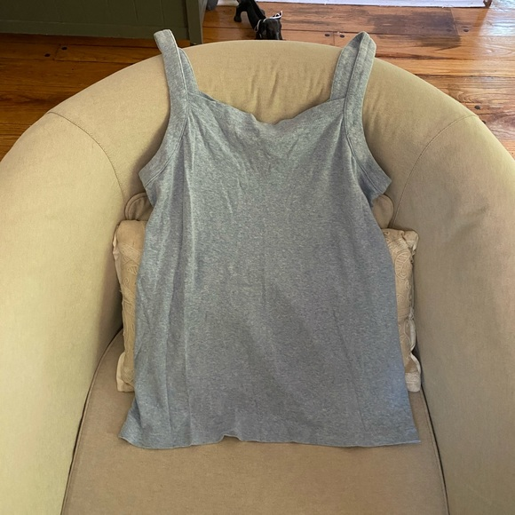 Tank Top, Light Blue